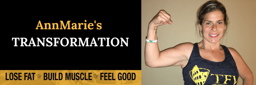 """""""I Love To Workout Now"""" – AnnMaries Transformation Story"""